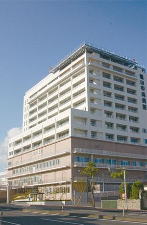 周南市 徳山中央病院