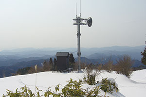 7.5GHz先端中継局