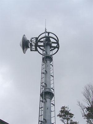 多重無線中継局