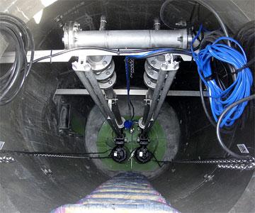 水処理・ポンプ機械設備工事